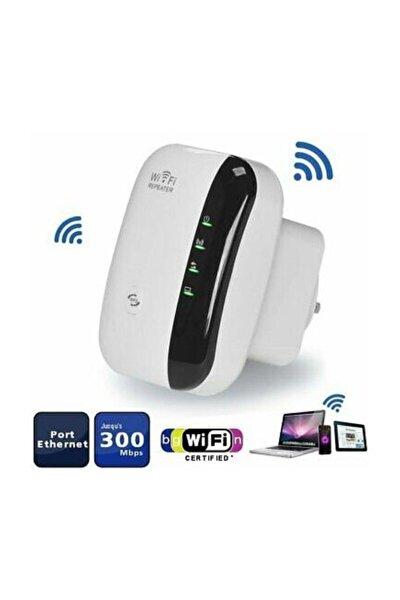 Wifi Repeater Kablosuz Sinyal Güçlendirici Access Point 300mbps