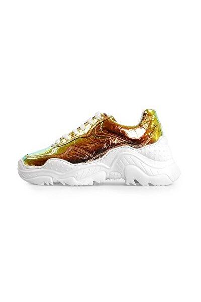 Dore Yüksek Tabanlı Kadın Spor Ayakkabı