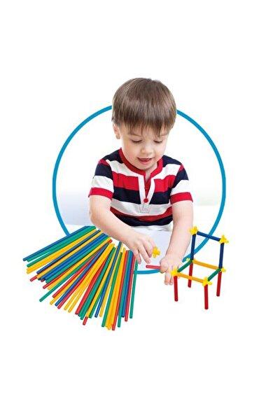 Eğitici Süper Bambu Çubuklar - 300 Parça, Th Games