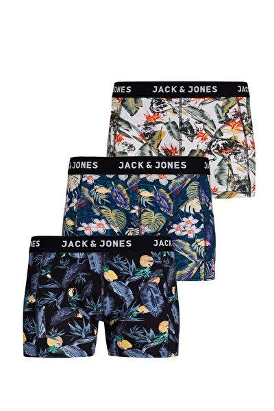 Jack Jones 3 Lü Boxer Paket - 12185394jj
