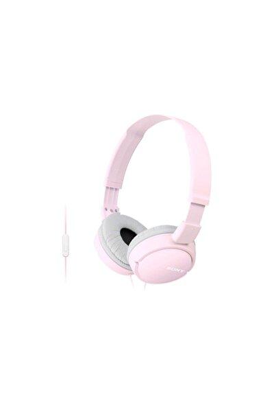 MDR-ZX110AP Mikrofonlu Kulaklık Pembe