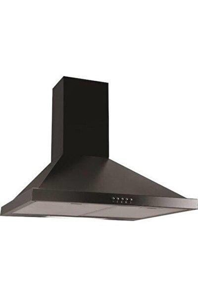 Dp6-s Siyah Piramit Davlumbaz