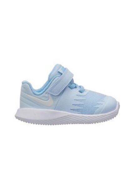 Mavi Kız Çocuk Ayakkabı Star Runner (Tdv) Toddler