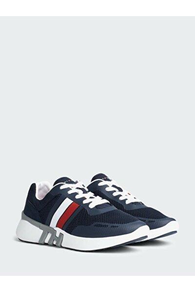 Erkek Mavi Sneaker Lıghtweıght Corporate Th Runner FM0FM02661