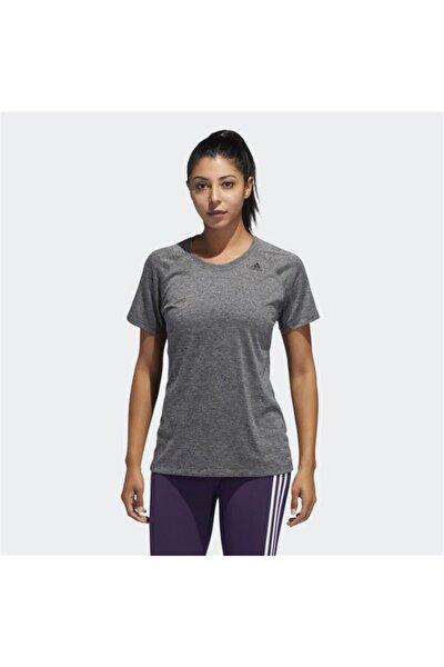 TECH PRIME 3S T Gri Kadın T-Shirt 100584512
