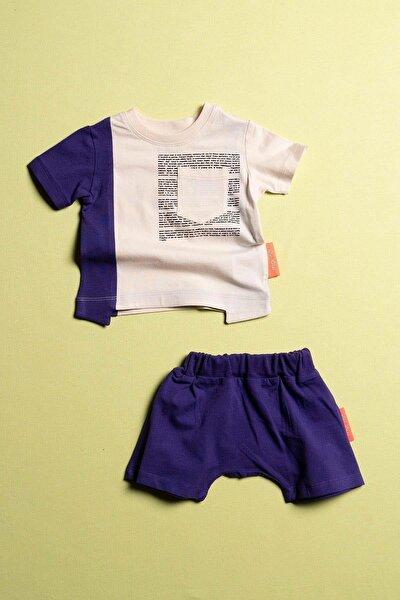 Parçalı Unisex Bebek Ve Çocuk 2 Parça Takım