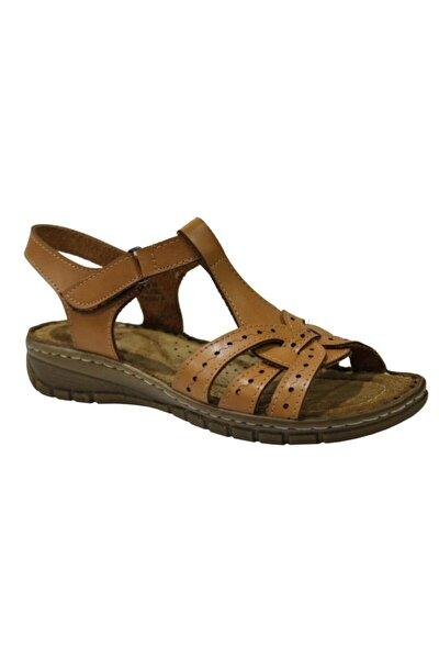 91.158589.Z Camel Kadın Sandalet 100375012