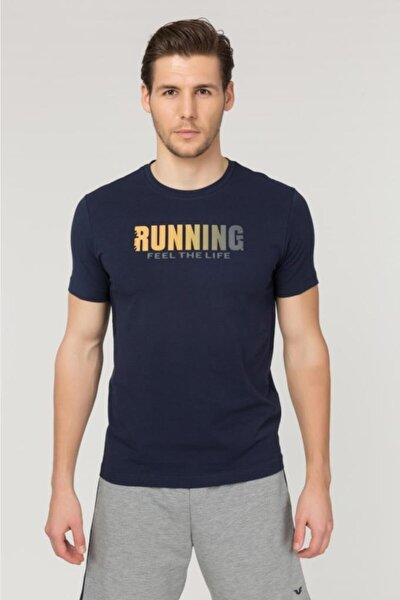 1681 Erkek Örme Tshirt Tb19mf07s1681-1