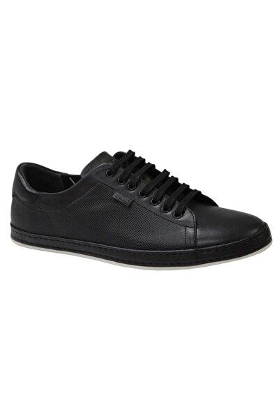 228050 Siyah Erkek Comfort Ayakkabı 100494773