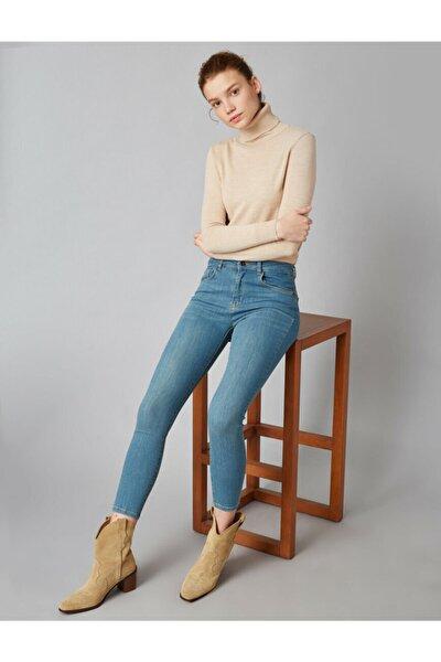 Kadın Green Cast Jeans 1KAK47307MDGCT