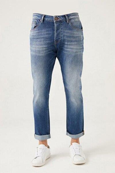 Erkek Mavi 511 Slim Fit Jean Pantolon 04511-4890