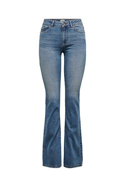 Onlhush Life Mıd Flored Bb Dot0003 Jeans 15208314