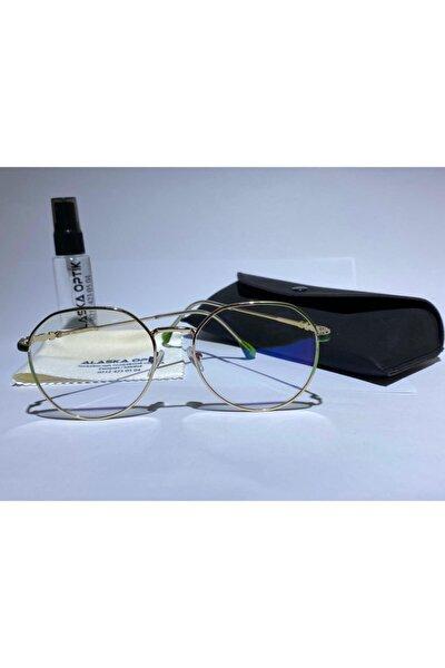 Uv400, Blue, Bilgisayar Telefon, Mavi Işık Korumalı Ekran Gözlüğü Büyük Boy