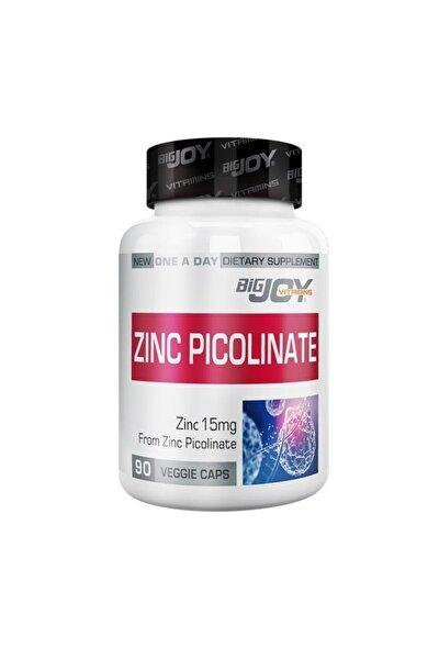 Vitamins Zinc Picolinate 90 Bitkisel Kapsül -