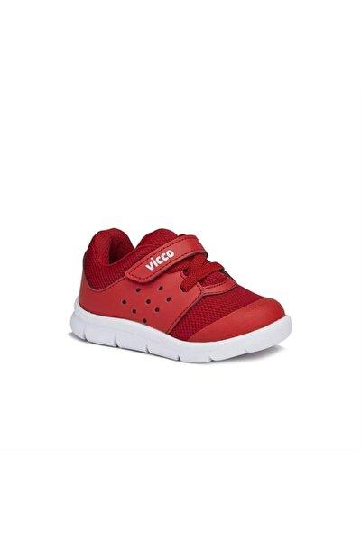 Kız Bebek Kırmızı Mario Ilk Adım Spor Ayakkabı 346.e20y.200