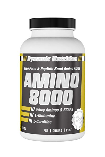 Dynamic Amino 8000 150 Tablet