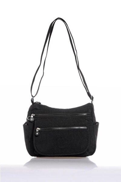 Kadın Siyah Çapraz Çanta Brck3044-0001