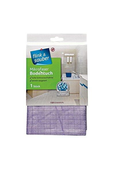Flink & Sauber Mikrofiber Yer Bezi Çok Emici, 50x60 Cm