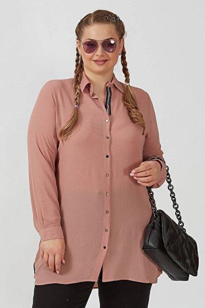 Şeritli Tunik/gömlek