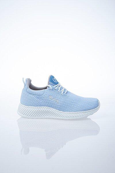 Kadın Günlük Spor Ayakkabı-Mavi PCS-10248