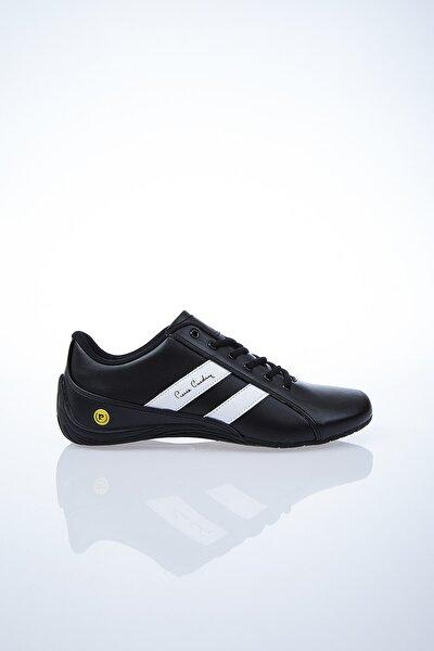 PC-30490 Siyah-Beyaz Erkek Spor Ayakkabı