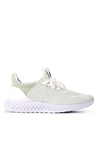 ATOMIC Sneaker Kadın Ayakkabı Kırık Beyaz SA11RK080