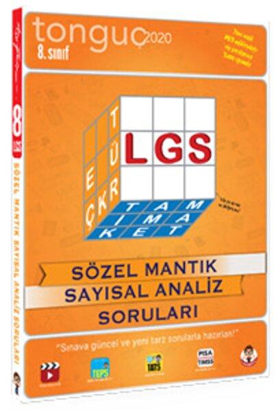 8. Sınıf Lgs Sözel Mantık Sayısal Analiz Soruları