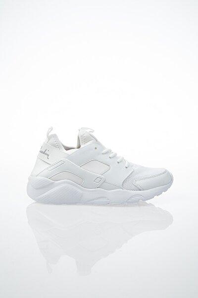 Kadın Günlük Spor Ayakkabı-Beyaz PCS-10276