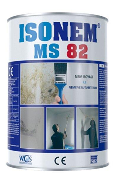 Isonem Ms 82 Nem Ve Rutubet Boyası Beyaz 1 Kg