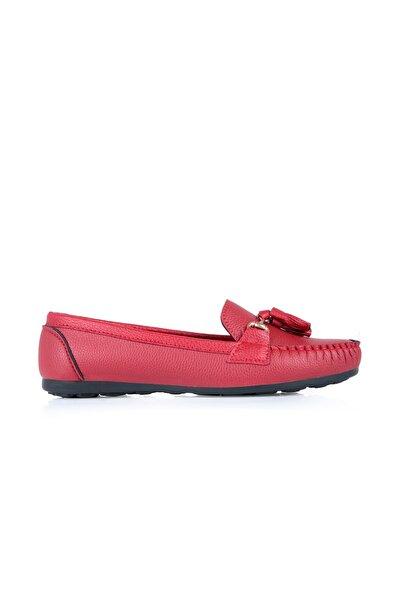 Dream Kırmızı Loafer