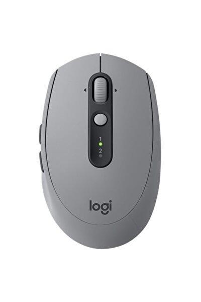 910-005198 Silent Gray Kablosuz Mouse