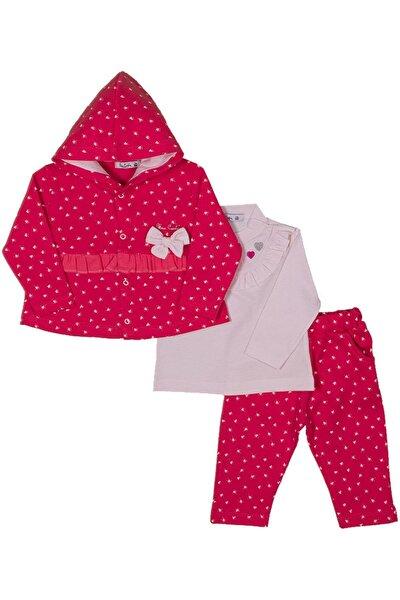 Üçlü Kız Bebek Takım 300176