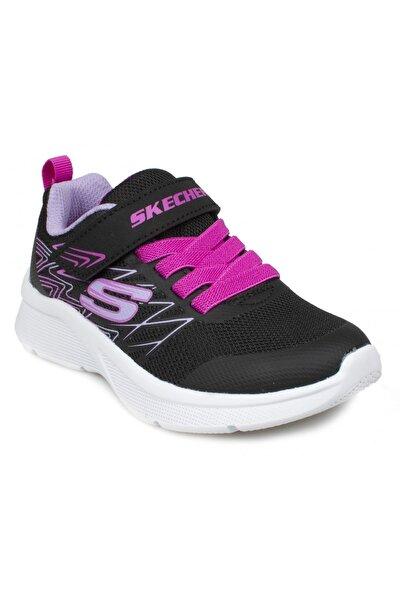MICROSPEC - BOLD DELIGHT Büyük Kız Çocuk Siyah Spor Ayakkabı