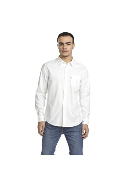 Erkek Gömlek Classic 1 Pocket Standard 85748-0019