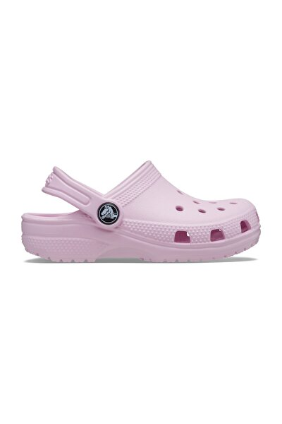 Pembe Classic Clog K Çocuk Sandalet
