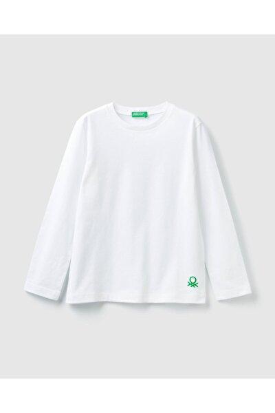 012 Benetton Logo Basic Tshirt