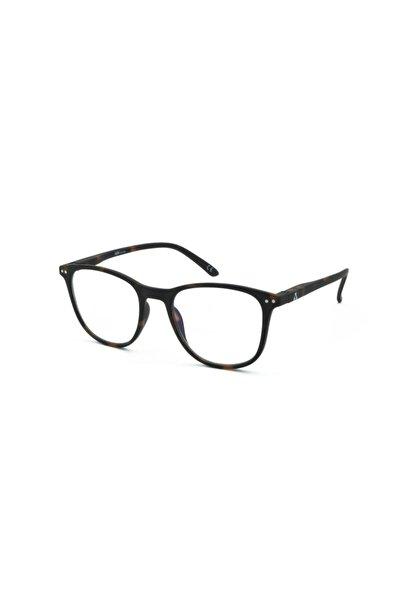Orijinal Mavi Işık Filtreli Ekran Gözlüğü Hıgher-opt C3 51-19-140 ( Mat Kırçıllı Kahve )