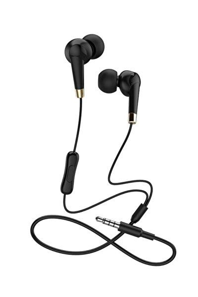 M58 3.5mm Mikrofonlu Stereo Kulakiçi Kablolu Kulaklık