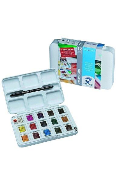 Van Gogh Tablet Sulu Boya 15 (12+3) Renk