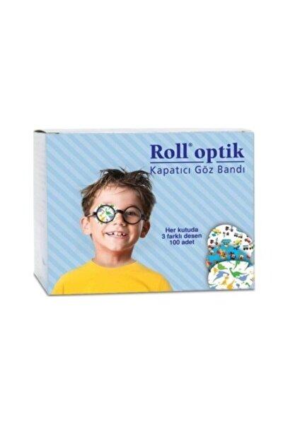 Optik Erkek Çocuk Için Kapatıcı Göz Bandı 100 Adet