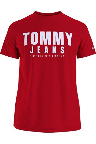Erkek Kırmızı T-Shirt DM0DM10243