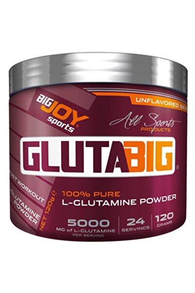Bigjoy Sports Gluta Big % 100 Glutamine Powder 120 gr