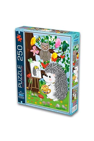 250 Parça Ressam Kirpi Puzzle
