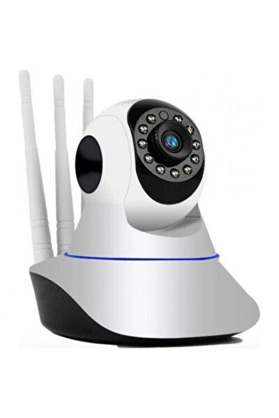 Gece Görüşlü Hd 360 Derece Wifi Ip Bebek Kamerası