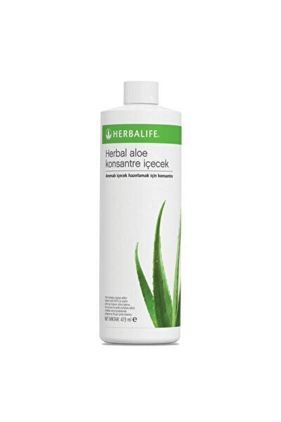 Herbal Aloe Konsantre Içecek 473ml