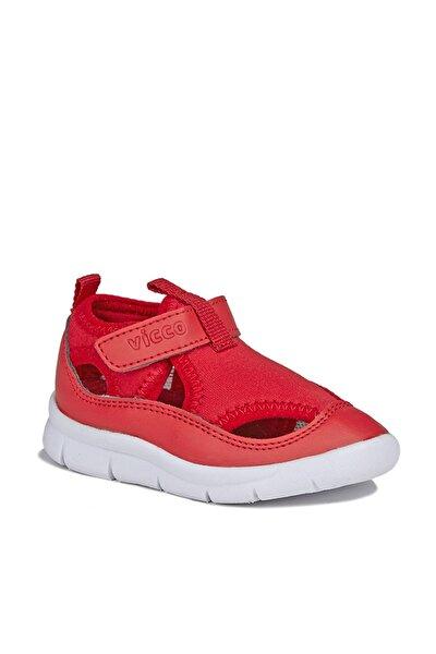 Berry Unisex Çocuk Kırmızı Spor Ayakkabı