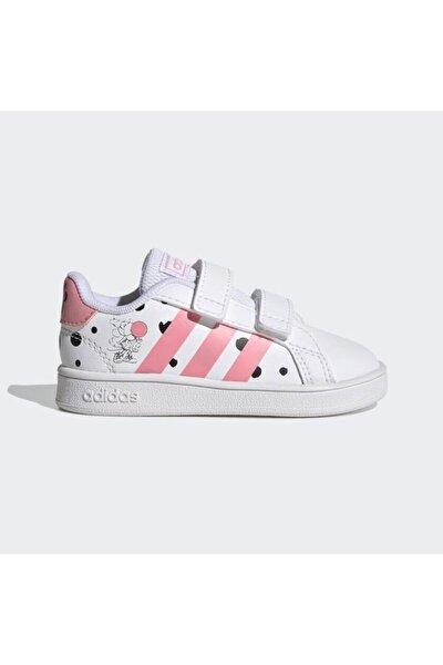 GRAND COURT I Beyaz Kız Çocuk Sneaker Ayakkabı 101085050