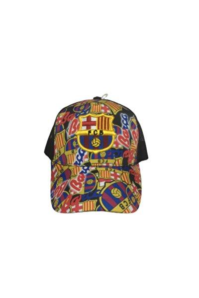 Fc Barcelona Dijital Logolu Şapka