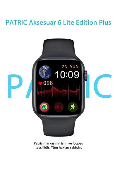 6 Lite Edition Plus - Yeni Versiyon Iphone Ve Android Uyumlu Akıllı Saat