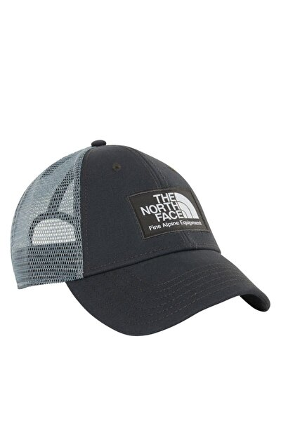 Unisex Siyah  Mudder Trucker Şapka Nf00cgw20c51